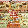 デザイン レイアウト 弁当箱 秋のお弁当祭 イトーヨーカドー 9月11日号