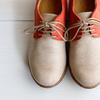 革靴のエイジングを追う