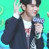 2018/09/22 ショー!音楽中心 Wanna One オン・ソンウ MC現場写真