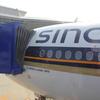 【シンガポール航空】SQ672搭乗記