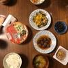 <結婚式の引き菓子を語る>牡蠣たま、ミートボール、納豆、キムチ、梅の実ひじき、味噌汁