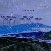 勝弦峠から見た八ヶ岳連峰