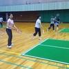 名古屋市体育館バウンドテニス教室 第3回