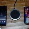 【ワイヤレス充電】iPhone XとGalaxy Note 8をcheero CHE-323で充電。実用的な充電速度で良い感じ