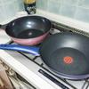 京セラ・セラブリッド炒め鍋をT-falの最新ウォックパンに買い替えました