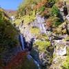 中央アルプス 中御所谷の滝群