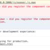 【Vue.js Devtoolsの導入】簡単なSPAのサンプルを参考に作って?みたが・・・