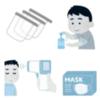 外国人市民向け日本語教室などを実施する団体へ衛生用品を配布!