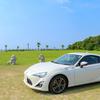 トヨタ86をレンタルして糸島半島をドライブ