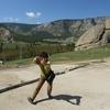 モンゴル旅行 2日目 テレルジ国立公園の亀岩 チベット寺院のアリヤバル寺院と