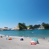 西伊豆の海9(つば沢海岸 乗浜海岸 大浜海水浴場)