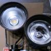 #04 ガレージ照明改善作戦! 広角のスポットライトに交換したらまさかの・・・