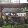 フィリピン セブ市内観光 サン・ペドロ要塞からトップスまで走ってみた