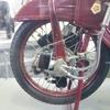 95年前製造 FF 650CC 星型5気筒 14馬力 最高速109km ギア無しバイクってなーんだ?