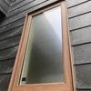 木の風合いの樹脂窓はないの?