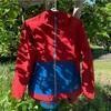 ワークマンキッズのレインコートを購入、ランドセル対応ですごくよかった!「BAG in ジュニア レインジャケット」レビューします