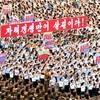 北朝鮮「グアムへミサイル4発」検討か 日本の上空通過