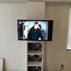 【DIY】4ヶ月かけて作ったテレビ棚がダサい【失敗した】