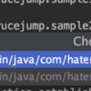 Android Studioにコードジャンプするログを作る