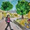 二度目の中山道歩き23日目の4(新加納から加納宿)