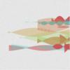 【p5.js】サーフェスにつぶつぶを描画してみる