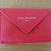 三つ折りミニ財布*バレンシアガ ペーパーミニウォレット レビュー