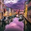日本で見られる!イタリアのベネチアの運河