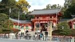 八坂神社に行ってきた感想
