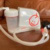 愛用のベビースマイル電動鼻吸い器