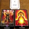 今週末と来週をあらわすカードは「稲妻」アドバイスカードは「クリエーター」、アロハウハネカードは「生命の源」・「呼吸」・「神からの息吹」でした