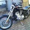 思い出のモーターサイクル〜XL883