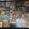 ◆ジグソーパズル◆ 2000ピース アート集 ミッキーマウス 完成~&ホビーゾーンに行きました。