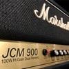 Marshall JCM900のリードチャンネルとブースター