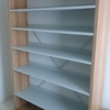 ベルメゾンで頑丈本棚っていう高さ180cmの収納力抜群の本棚を買った