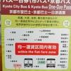セローで日本一周 十三日目【京都観光】