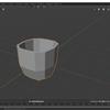 Blender 2.9でのモディファイアの操作方法