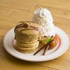 都内パンケーキの人気店で、秋の限定新メニューが食べたい!!