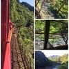 京都・一度は乗りたい!(^^)!トロッコ列車♬