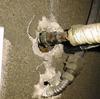 水漏れ修理⑦(漏れ原因が多いジョィントパッキン)