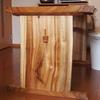 樟のダイニングテーブル 番外編 - 完成写真