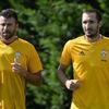 ビノーボでイタリア代表組を加え、トレーニングを再開