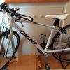 クロスバイク GIANT ESCAPE RX3 を追加。これで家族でサイクリングに出かけられます!!