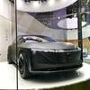 日産のコンセプトカー「Nissan IMs」が銀座のショールームに展示中!