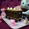 旦那さん用チョコ電車製造♪バレンタイン♪その1♪