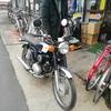 01:YB-1の納車整備。 ~はじめての2ストバイク~