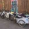 自転車+トレーラーで日本一周中のクレイジーな旅人を紹介!