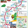 福知山マラソンまであと9日! ペース表というかどこまで頑張れるかという表を作ってみた。。