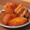 豚肉と冬瓜の煮物 @家ごはん
