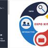 Expo Kit ショップの商品、イベント会場、プレゼンなどに使える紹介用テンプレート