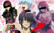【銀魂】高杉晋助がセクシー魔法少女になった姿を描いてみた結果…【Gintama】